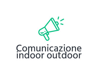 gb communication comunicazione indoor outdoor