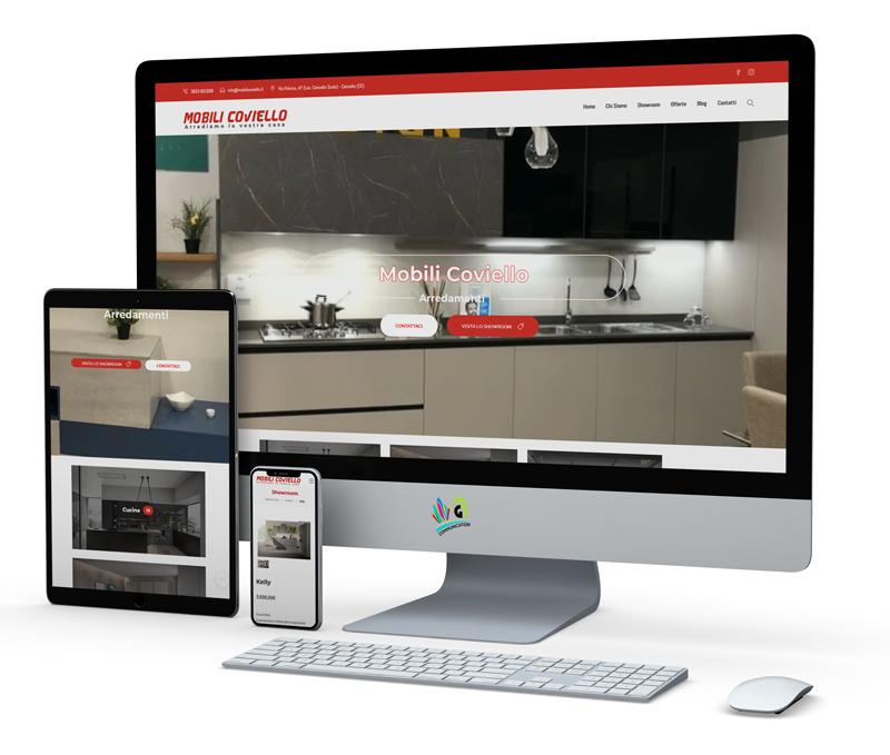 sito Web Mobili Coviello